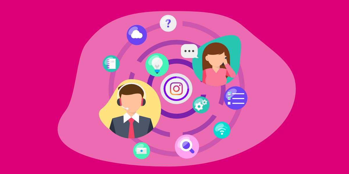 Wie man den Instagram-Support kontaktiert - Ampfluence | #1 Instagram Growth Service
