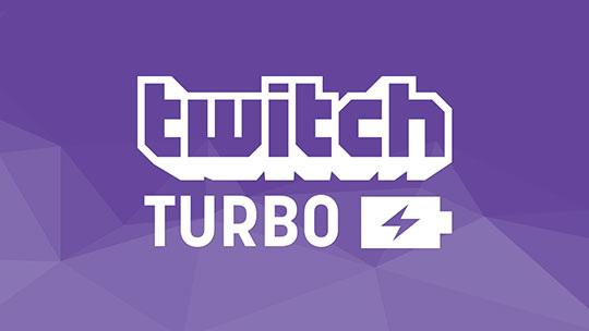 twitch turbo!