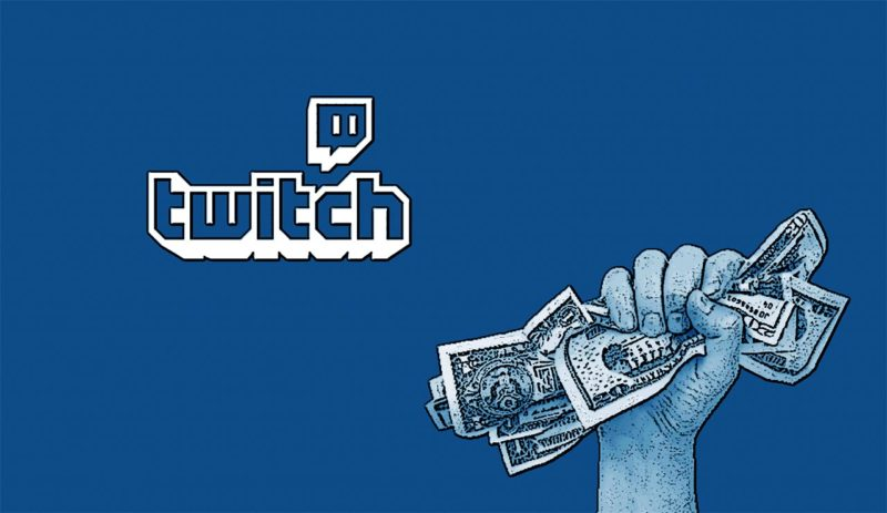 Earn with Twitch