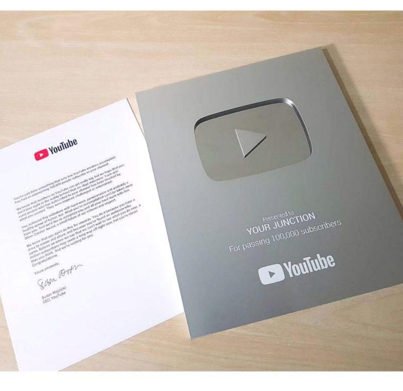 De stappen om een Youtube Play Button te krijgen - Galaxy marketing