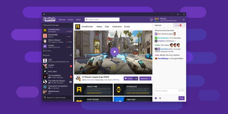 The new Twitch Desktop App is here | Twitch Blog