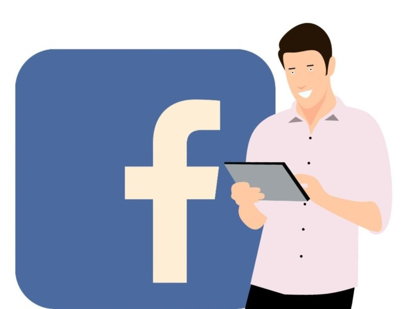how to checked in facebook
