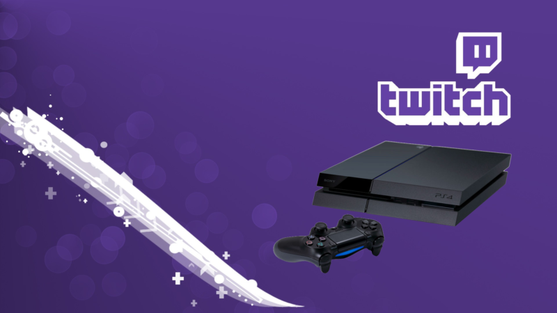 twitch on ps4 Cheaper Than Retail Price> Buy Clothing, Accessories and  lifestyle products for women & men -